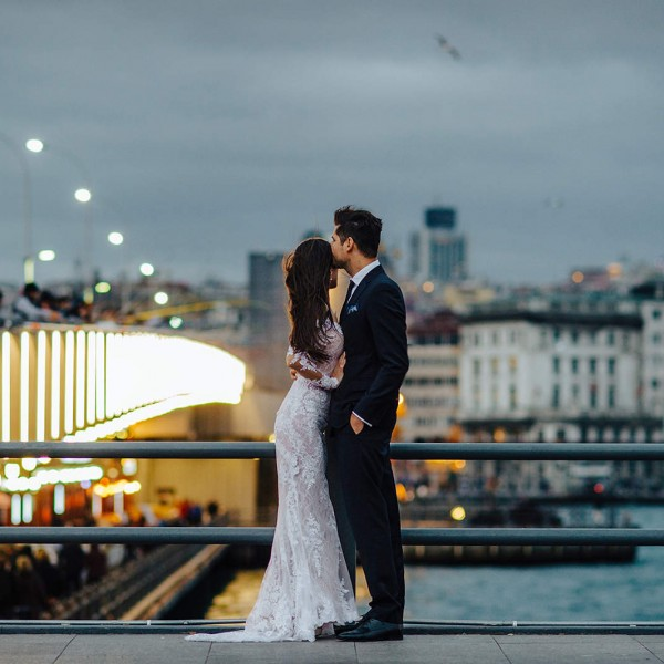 Elopement in Istanbul