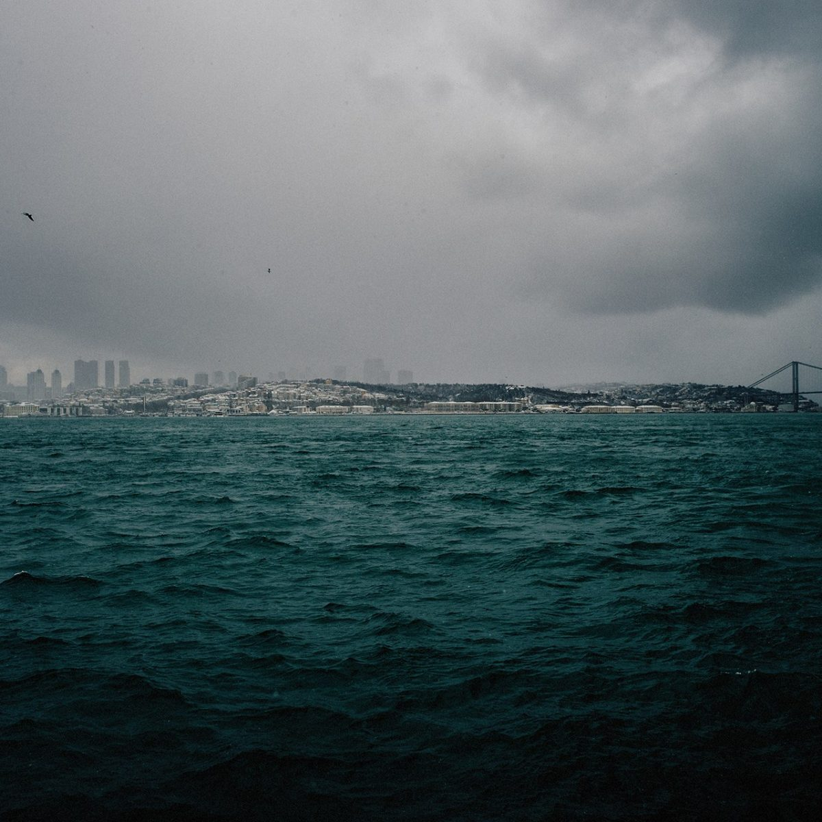 The colors of the Bosphorus
