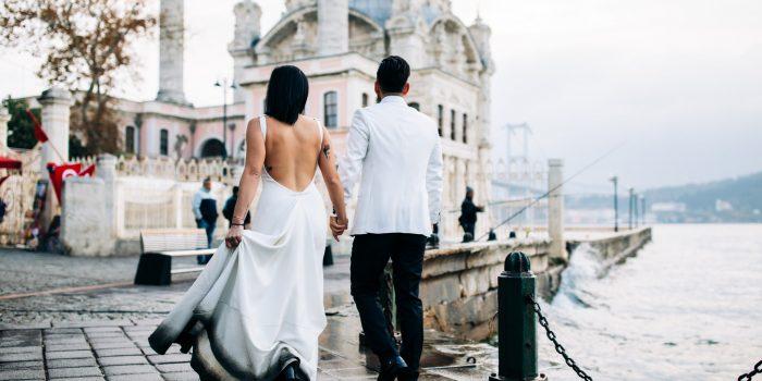 Σπυριδουλα & Γρηγορης - After Wedding Istanbul