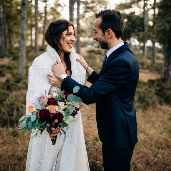 Ναντινα&Μιχαλης - Autumn After Wedding
