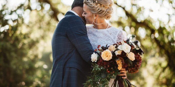 Lovely Autumn Wedding