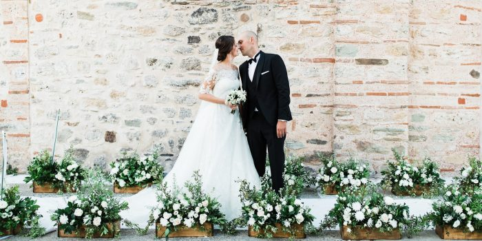 Elegant Wedding in Northern Greece